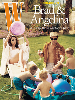 angelina jolie and brad pitt children photos. Angelina Jolie and Brad