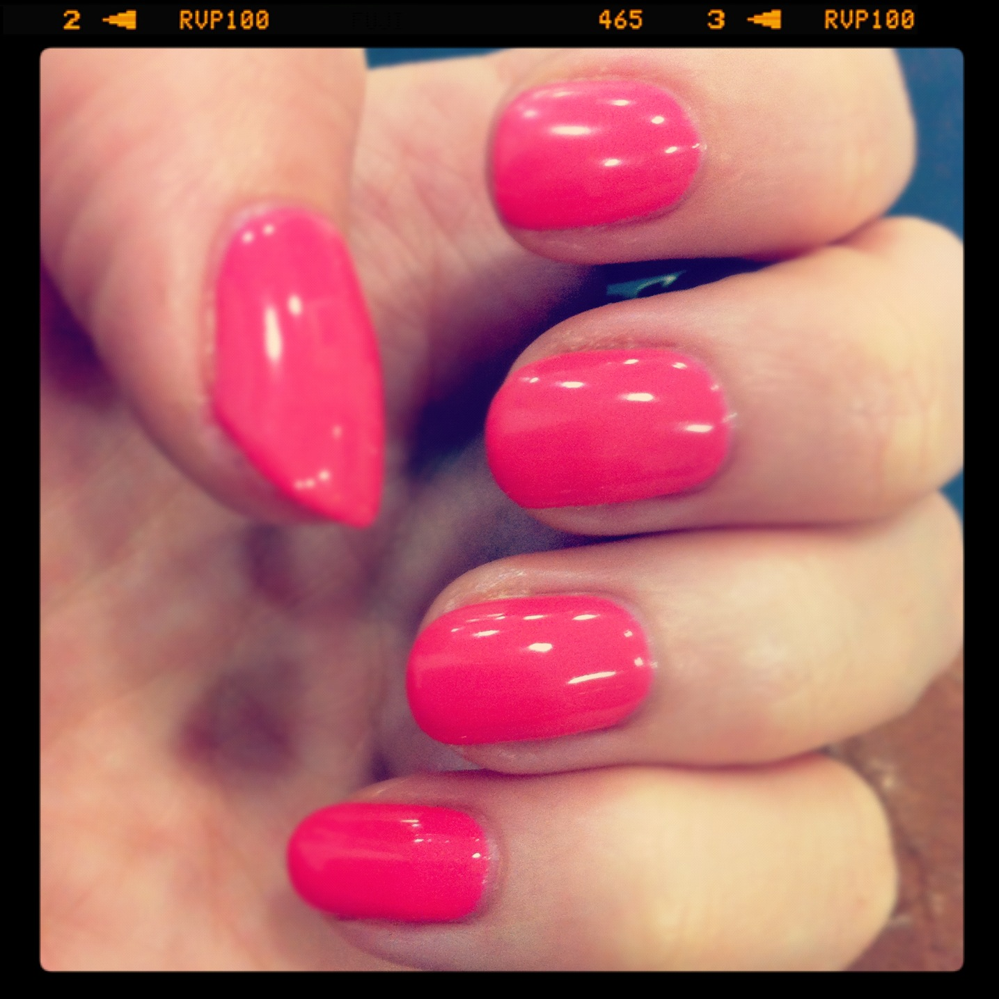 shellac nails at pomme pe'dour | blink and you